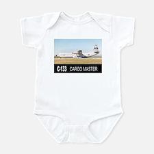 C-133A CARGO MASTER Infant Bodysuit