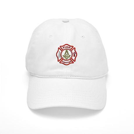 Masonic Firefighter Cap