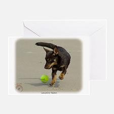 Lancashire Heeler 9R056D-248 Greeting Card