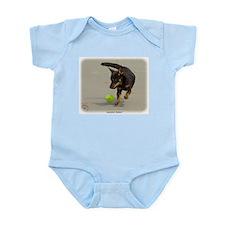 Lancashire Heeler 9R056D-248 Infant Bodysuit