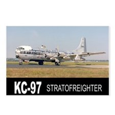 KC-97 STRATOFREIGHTER Postcards (Package of 8)