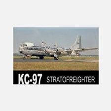 KC-97 STRATOFREIGHTER Rectangle Magnet (10 pack)