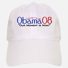 """Obama Now"" Baseball Baseball Cap"