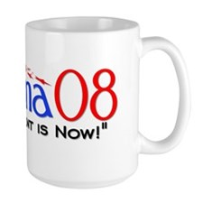 """Obama Now"" Mug"