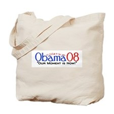 """Obama Now"" Tote Bag"