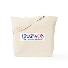 """Obama Now"" Tote Bag"