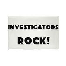 Investigators ROCK Rectangle Magnet