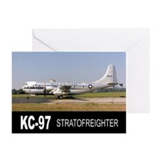 KC-97 STRATOFREIGHTER Greeting Card