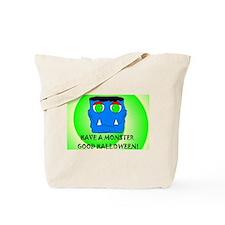 MONSTER GOOD HALLOWEEN Tote Bag