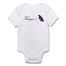 Kenya Infant Bodysuit