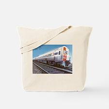 Amtrak Budd Metroliners Tote Bag