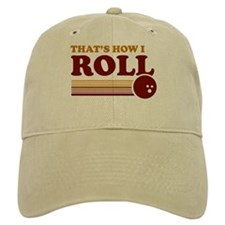 That's How I Roll Baseball Cap