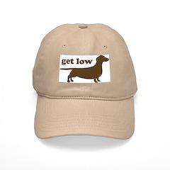 Get Low Baseball Cap