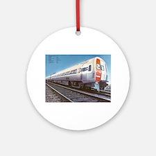 Amtrak Budd Metroliners Keepsake (Round)
