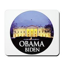 Obama White House 032 Mousepad