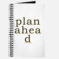Plan Ahead Joke Journal