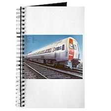 Amtrak Budd Metroliners Journal