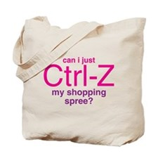 can I just...? Tote Bag