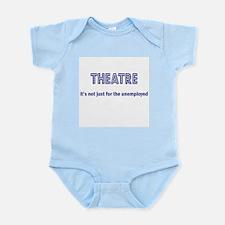 Theatre Unemployed Lights Infant Bodysuit