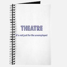 Theatre Unemployed Lights Journal