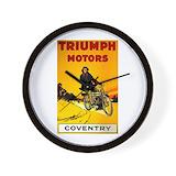 Triumph bike Basic Clocks