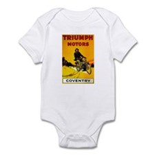 Triumph 1923 Infant Bodysuit