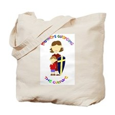 Christian Mother's Tote Bag