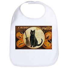 Halloween Omens Bib