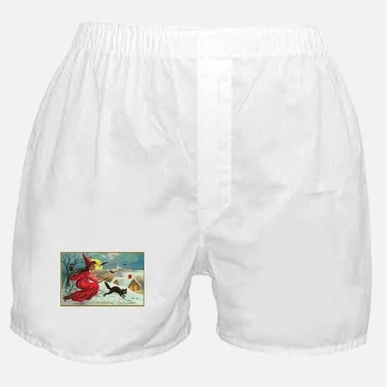 Mischief Witch Boxer Shorts