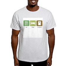 Eat Sleep Cornhole T-Shirt