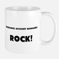 Insurance Account Managers ROCK Mug