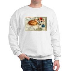 Thanksgiving Pie Sweatshirt