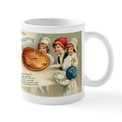 Thanksgiving Pie Mug