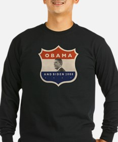 Obama / Biden JFK '60 Shield T