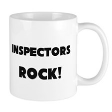 Inspectors ROCK Mug