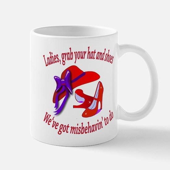 Misbehavin' Mug