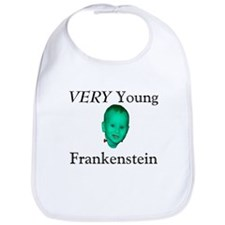 Very Young Frankenstein Bib