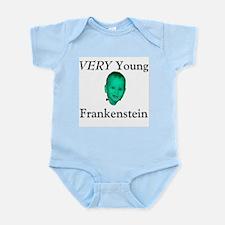 Very Young Frankenstein Infant Bodysuit