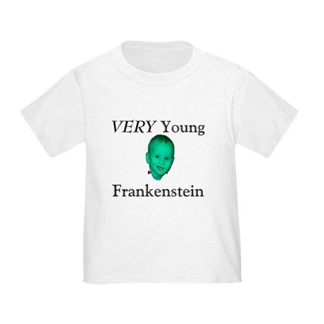 Very Young Frankenstein Toddler T-Shirt