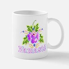 Namaste Bouquet Mug