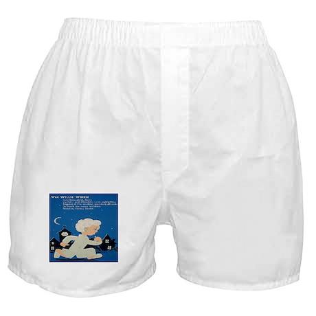 Wee Willie Winkie Boxer Shorts