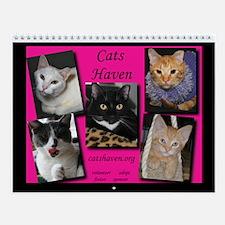 Cute Domestic Wall Calendar