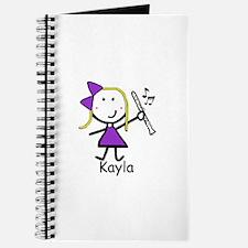 Clarinet - Kayla Journal