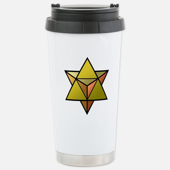 Merkaba Stainless Steel Travel Mug