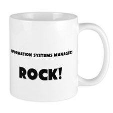 Information Systems Managers ROCK Mug