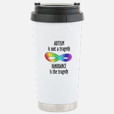 Not a Tragedy Stainless Steel Travel Mug