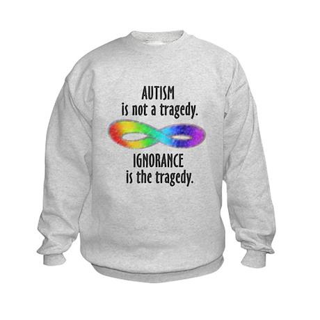 Not a Tragedy Kids Sweatshirt