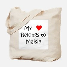 Cute My heart belongs to the lawyer Tote Bag