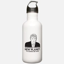 Donald Trump New Plane Water Bottle
