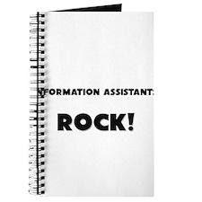 Information Assistants ROCK Journal